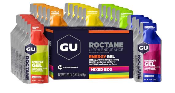 GU Energy Roctane Gel Mix Sportvoeding met basisprijs 24 x 32 g